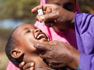 Африка отметила год без полиомиелита