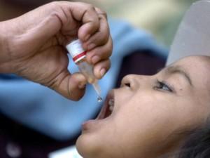 Полиомиелит вернулся в Мали