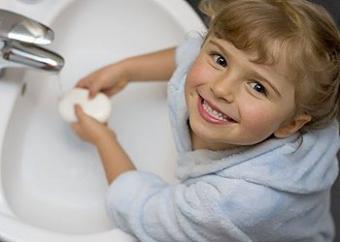 Тест для определения источника инфекции у детей