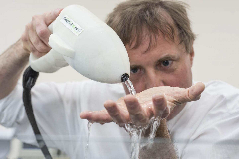 Запатентован прибор, повышающий эффективность очистки хирургических инструментов от биологических тканей и бактерий