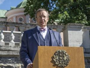 Президент Эстонии заболел клещевым боррелиозом
