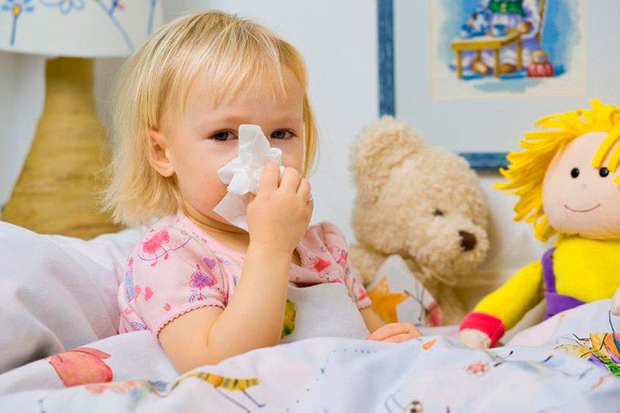 Насморк у ребенка: как облегчить дыхание