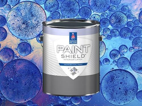 В США создана антибактериальная краска