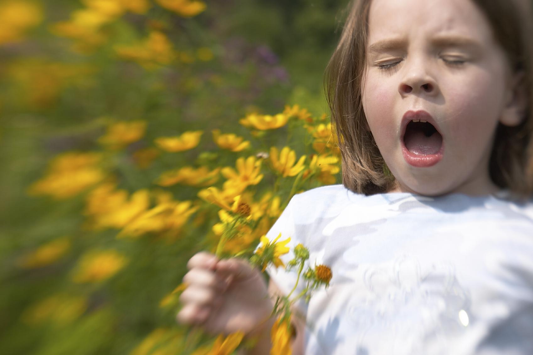 Аллергию отнесли к побочным эффектам иммунитета