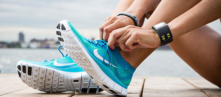 Нюансы выбора спортивных кроссовок