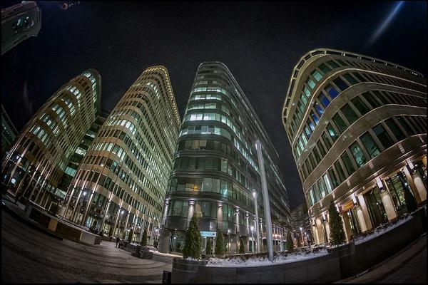 Объектив широкоугольный – сферы применения от bomber.com.ua