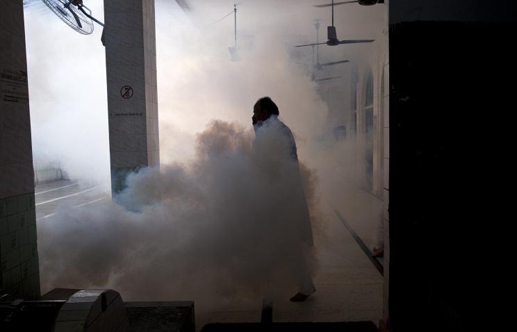 Число заболевших лихорадкой денге на Тайване превысило 40 тыс. человек