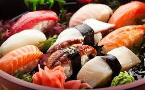 Суши: Алматы созданы для истинных ценителей кулинарии