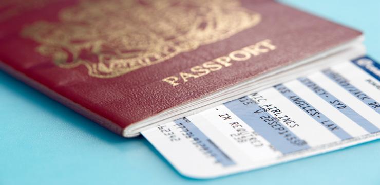 Как купить электронный билет на самолет?