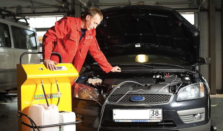 Как правильно произвести подготовку дизельного двигателя к зиме?