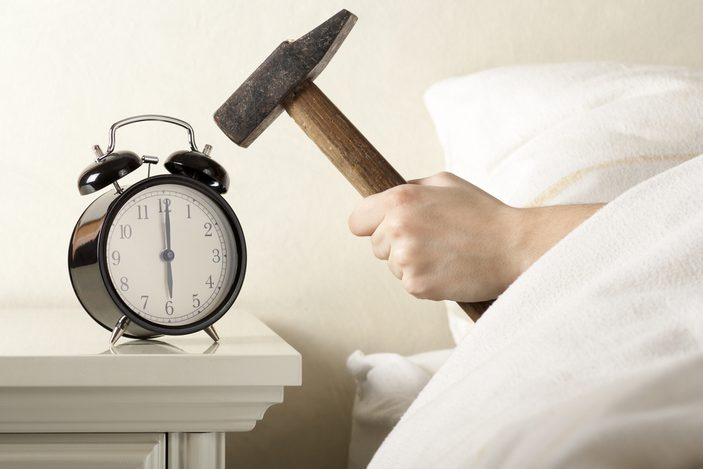 Недосыпание убивает иммунитет