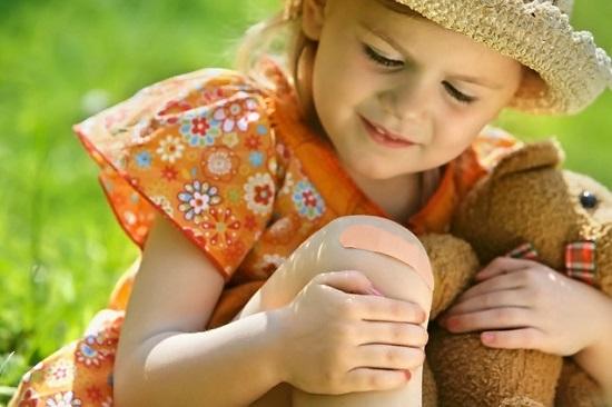 Переломы у детей, их особенности и лечение
