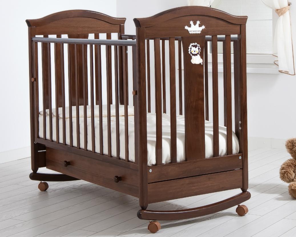 Основные виды детских кроваток