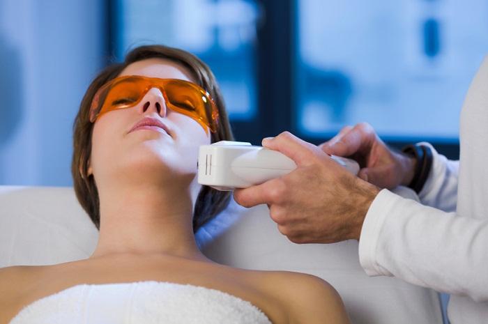 Использование УФО-терапии дерматологами