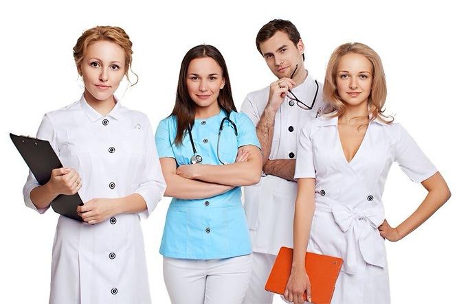Медицинский халат — украшение, а не униформа