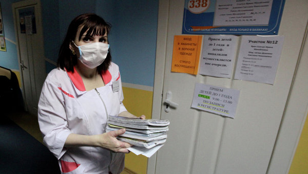 Эпидемия гриппа на Колыме пошла на спад
