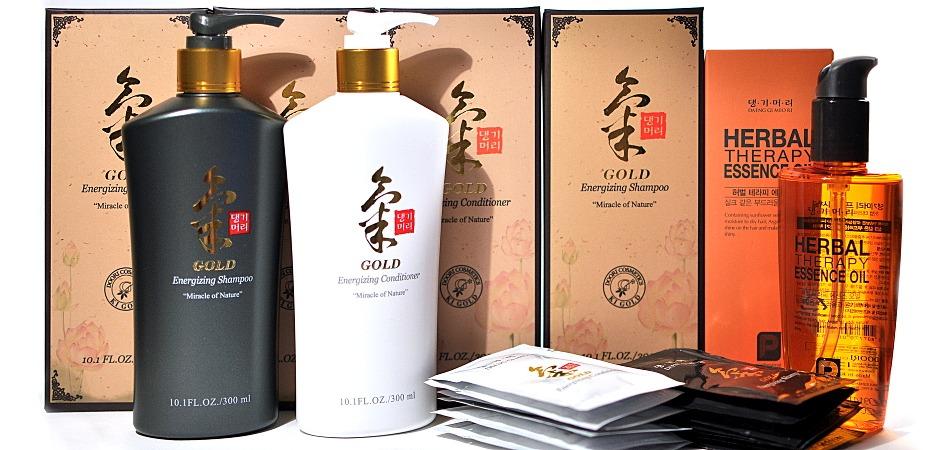 Эффективность шампуней корейских производителей