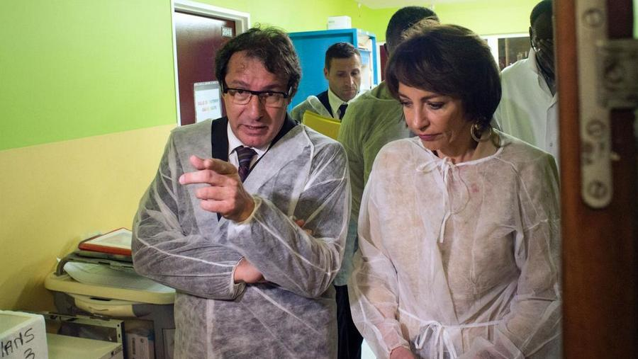 Во Франции зафиксирован первый случай передачи Зики половым путем