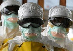 «Медицинский десант» в регионе новой вспышки лихорадки Эбола