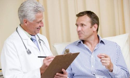 Основные симптомы онкологии простаты
