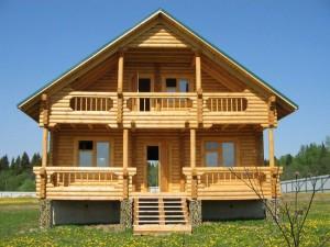 Выбираем здоровое жилье: дома из профилированного бруса