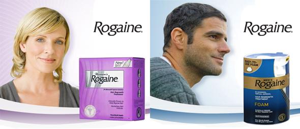 Эффективный препарат против выпадения волос — Регейн