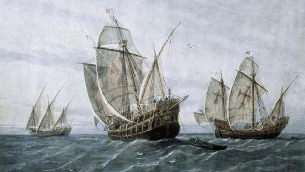 Сифилис приплыл в Европу по волнам