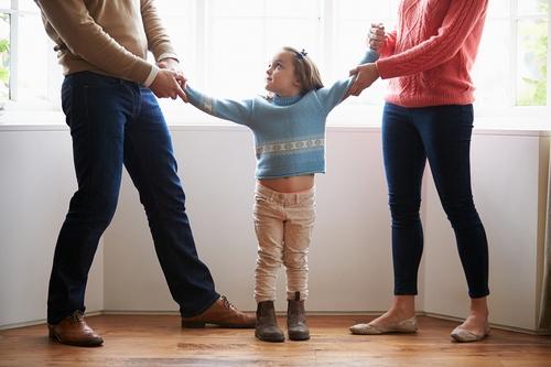 Особенности определения места жительства детей после развода родителей