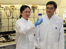 Униальный материал уничтожает самые опасные бактерии и грибки