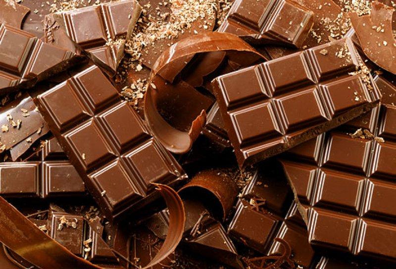 Шоколад улучшает пищеварение и укрепляет иммунитет