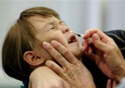 Врачам рекомендовали не использовать назальную вакцину против гриппа