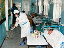 Украинский город стал центром загадочной эпидемии кишечной инфекции