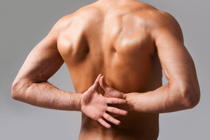 Остеохондроз как причина болей в спине
