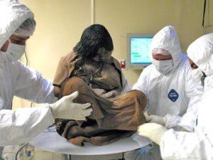 Устойчивые к антибиотикам бактерии были обнаружены и у тысячелетних мумий