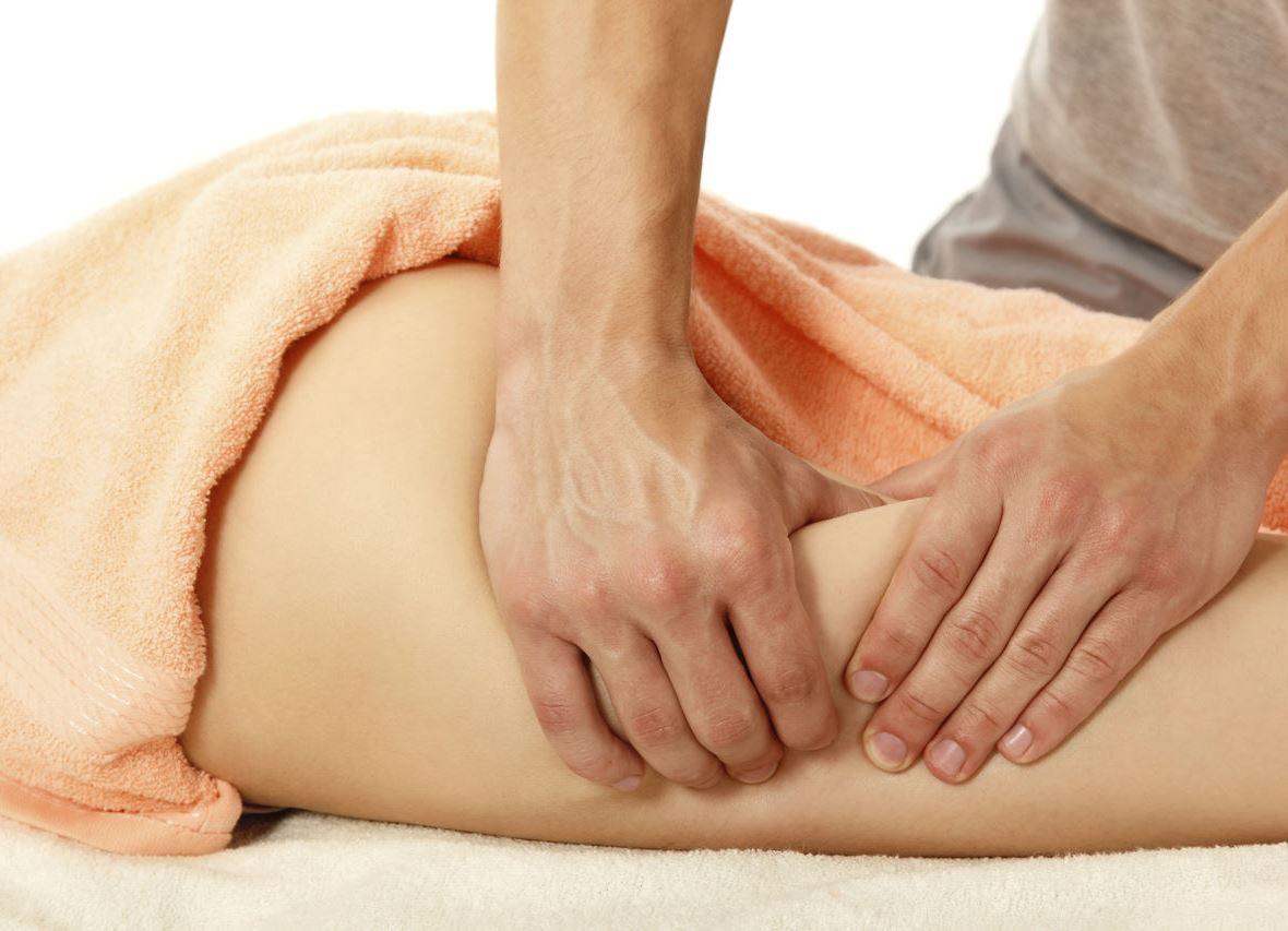 Антицеллюлитный массаж, плюсы и минусы