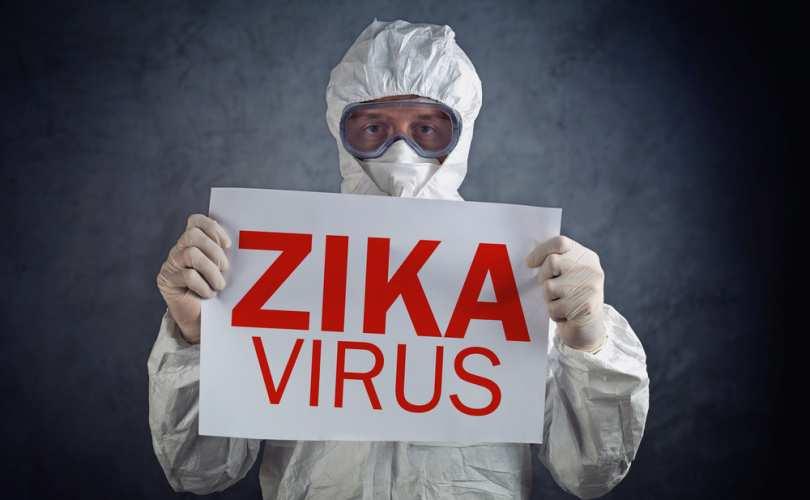 Вирус Зика нашел новый путь в организм
