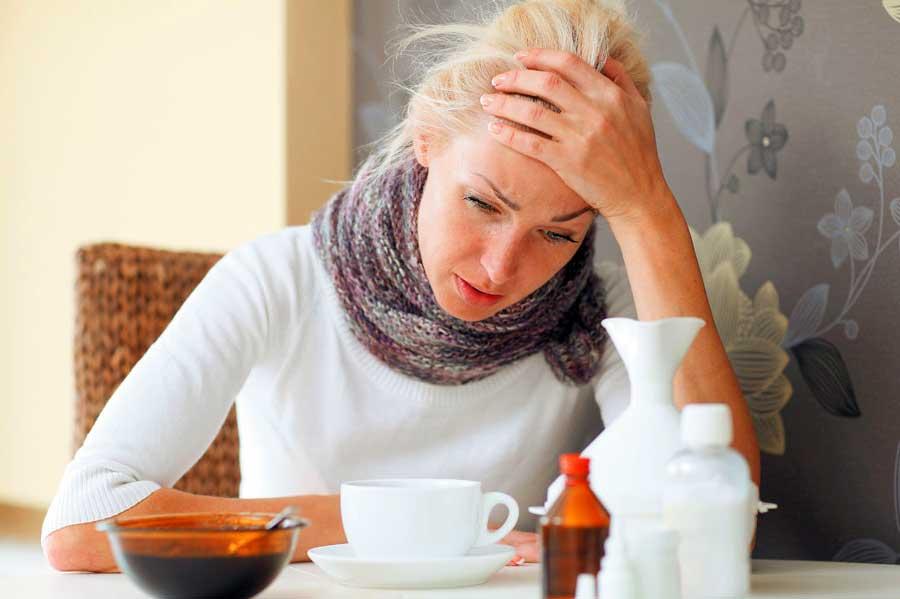 У женщин иммунная система более мощная