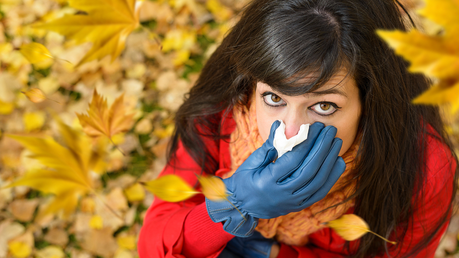 Как спастись от осенних простуд