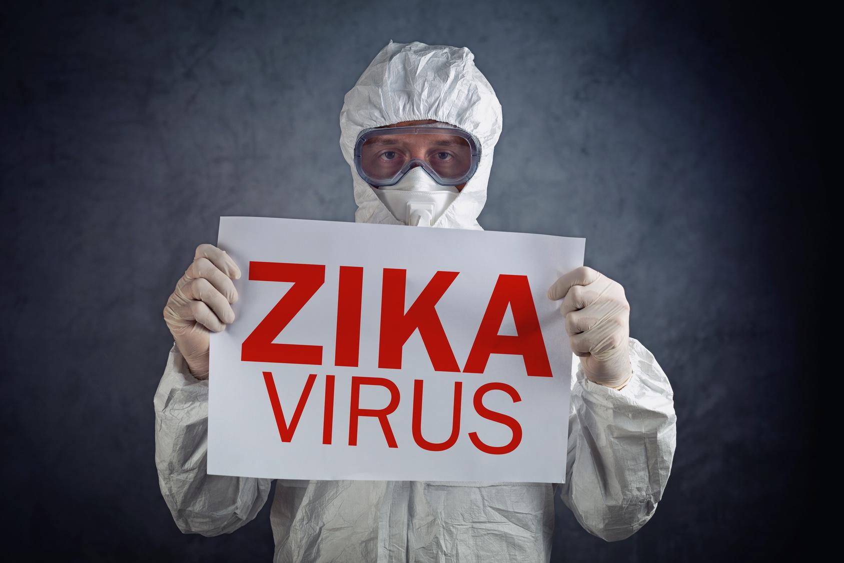 ВОЗ: Случаи передачи вируса Зика зафиксированы в 72 странах