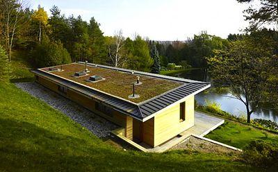 Хит стройрынка – зеленая крыша