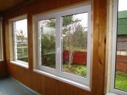 Как выбрать окна для дачи?