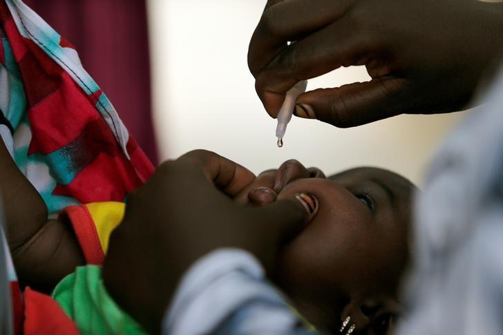 Почти 6 миллионов детей в Ираке вакцинируют против полиомиелита — ООН