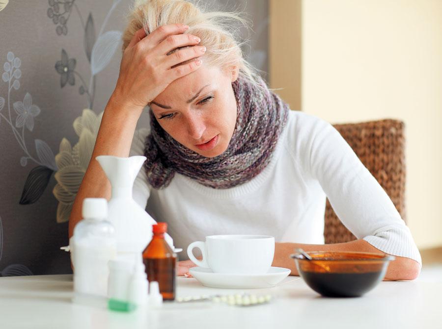 Недорогие лекарства от простуды и другие способы борьбы с недугом