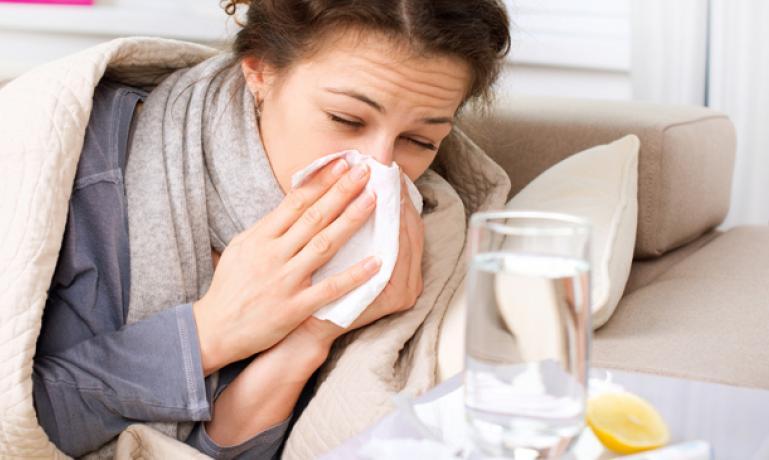 Как уберечь себя от гриппа