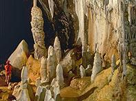 Древняя пещера скрывает бактерию, которая не боится самых мощных антибиотиков