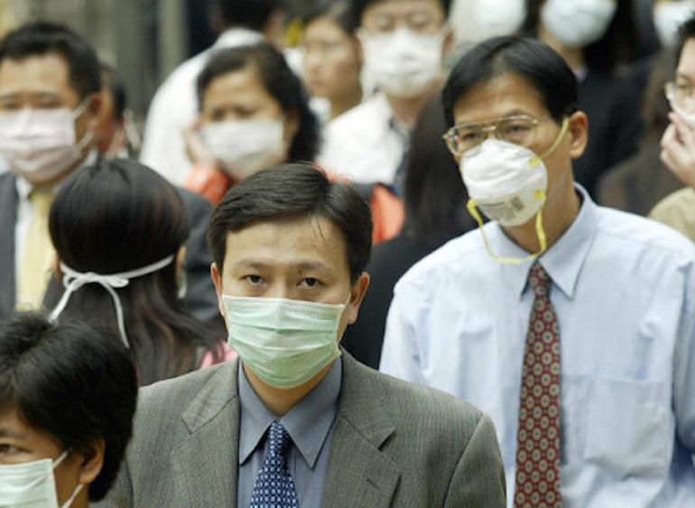 На Россию идет гонконгский грипп