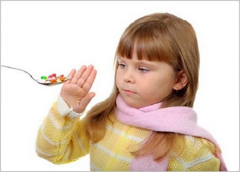 Антибиотики повышают риск развития экземы у детей