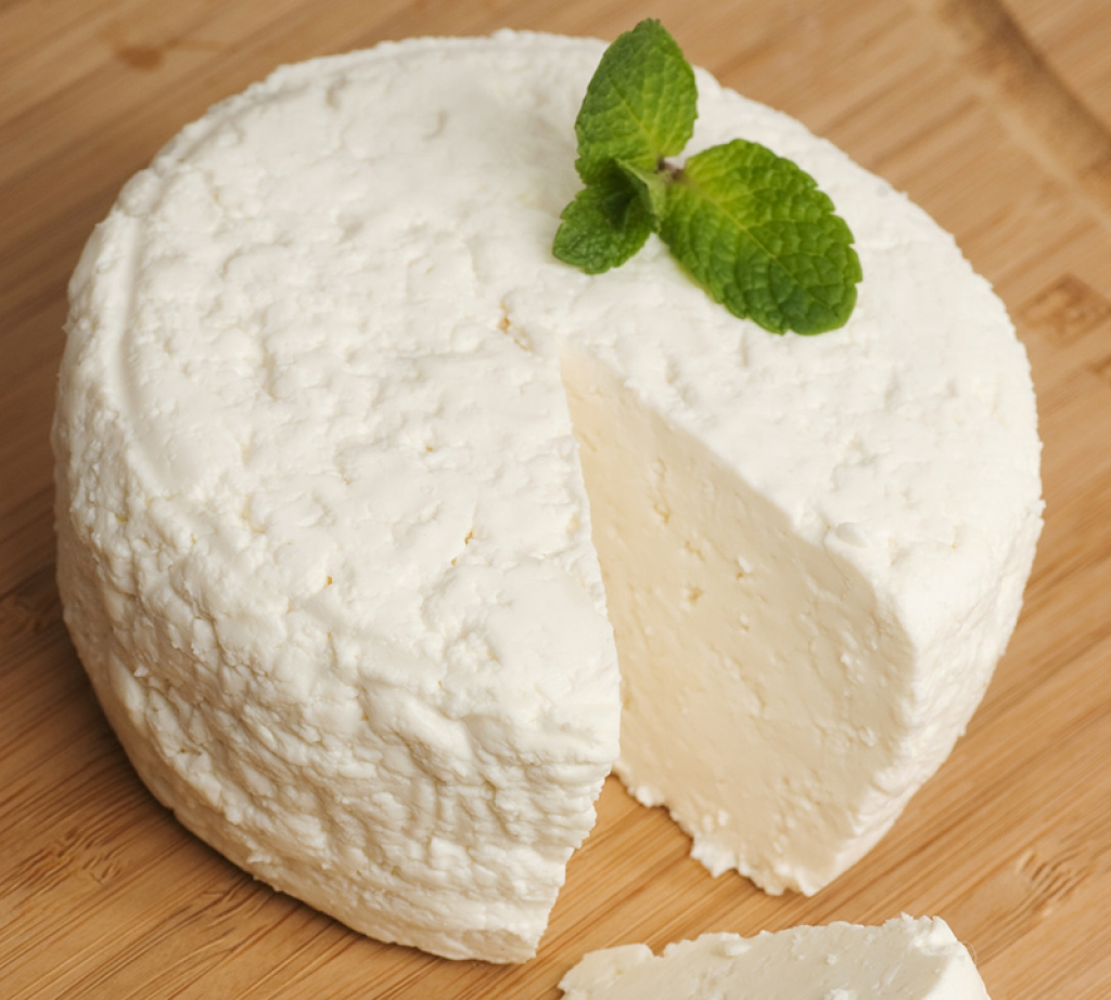 Козий сыр вместо антибиотиков и йогурта
