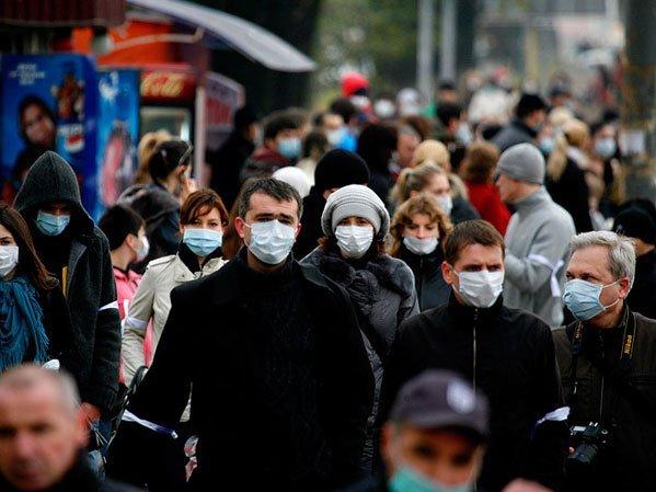 Смертность от гриппа в России выросла за год вдвое