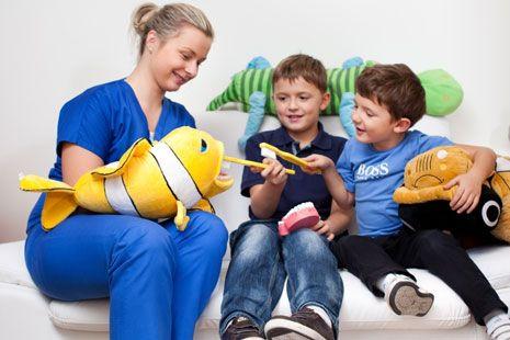 Простые правила подготовки ребенка к посещению стоматологии